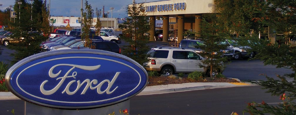 Geweke Ford Yuba City